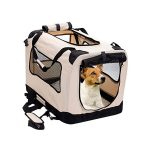 2PET Foldable Comfy Travel Dog Carrier