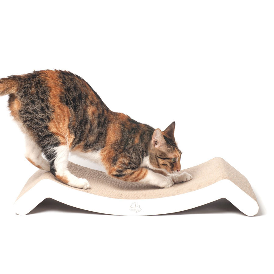 4claws Lounge & Bed Cat Scratching Pad