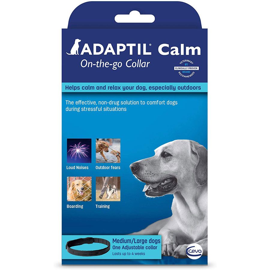 Adaptil Calm On-The-Go Calming Dog Collar
