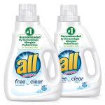 All Liquid Sensitive Skin Hand-Wash Laundry Detergent
