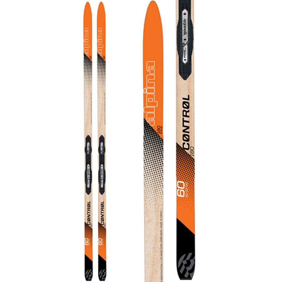 Alpina Control 60 Cross-Country Skis