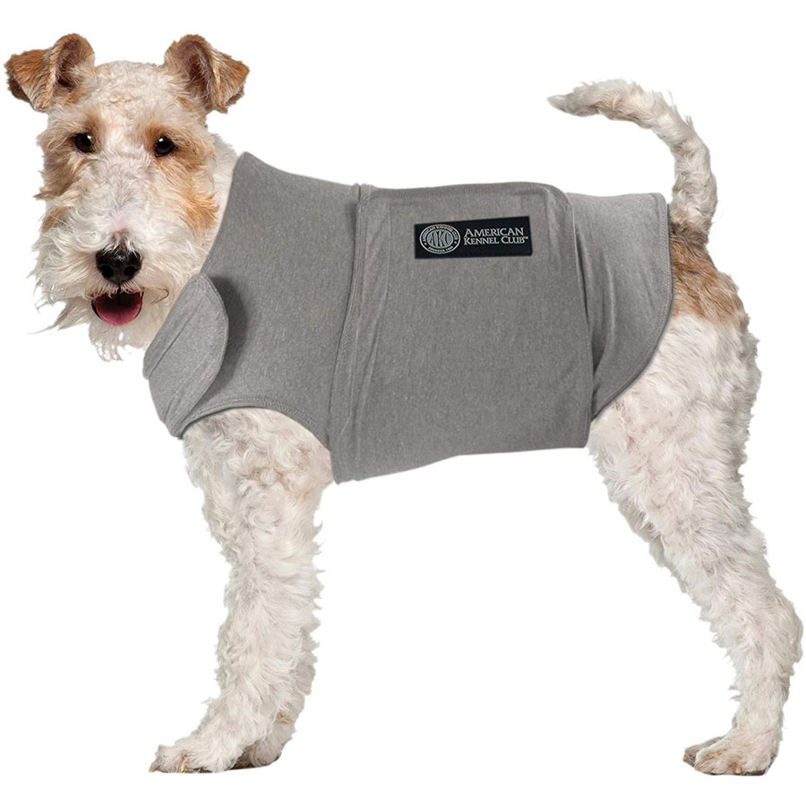 American Kennel Club XS to XL Dog Anxiety Jacket