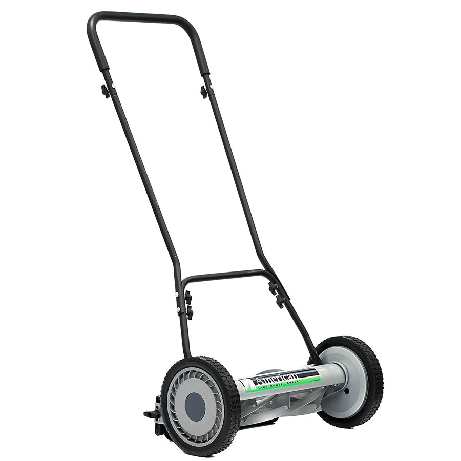American Lawn Mower 1815-18 18-Inch Reel Mower