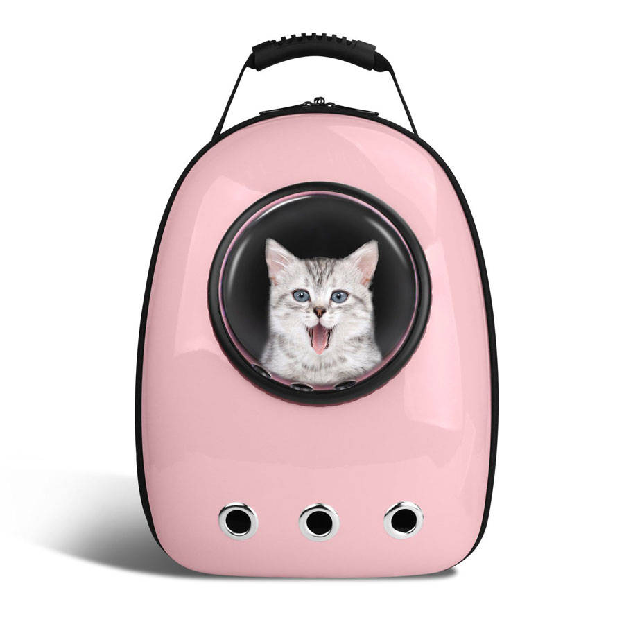Anzone Pet Portable Space Capsule Backpack Cat Carrier