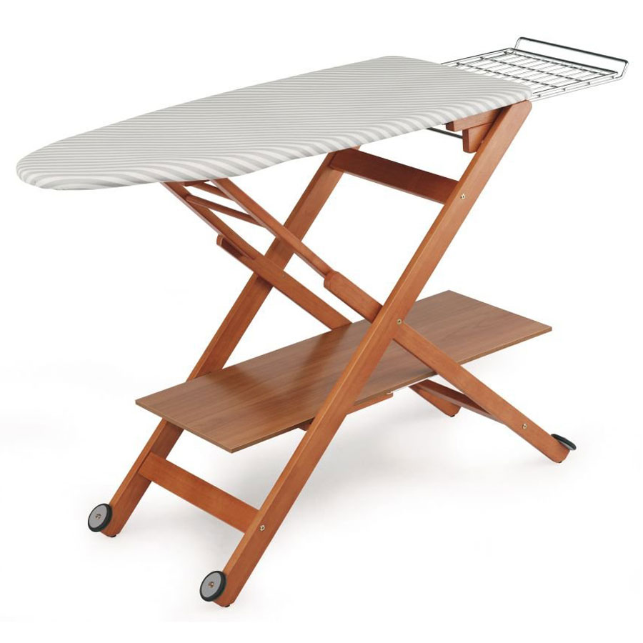 Aris Regolstir Solid Wood Folding Ironing Board