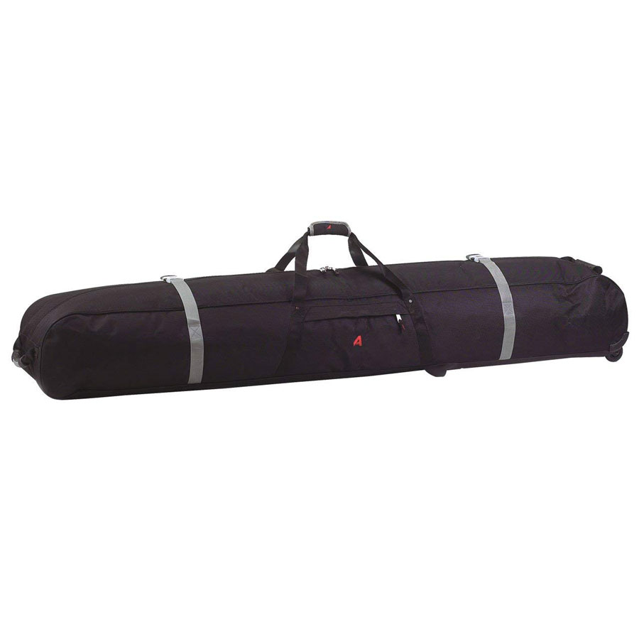 Athalon Wheeled Double Ski Bag