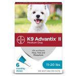 Bayer K9 Advantix II Flea, Tick & Mosquito