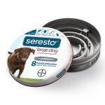 Bayer Seresto Flea & Tick Dog Collar