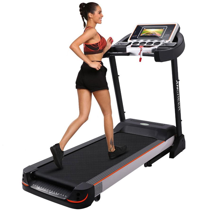 Bellar Electric Folding Treadmill
