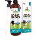 Benzoyl Peroxide Medicated Dog Shampoo