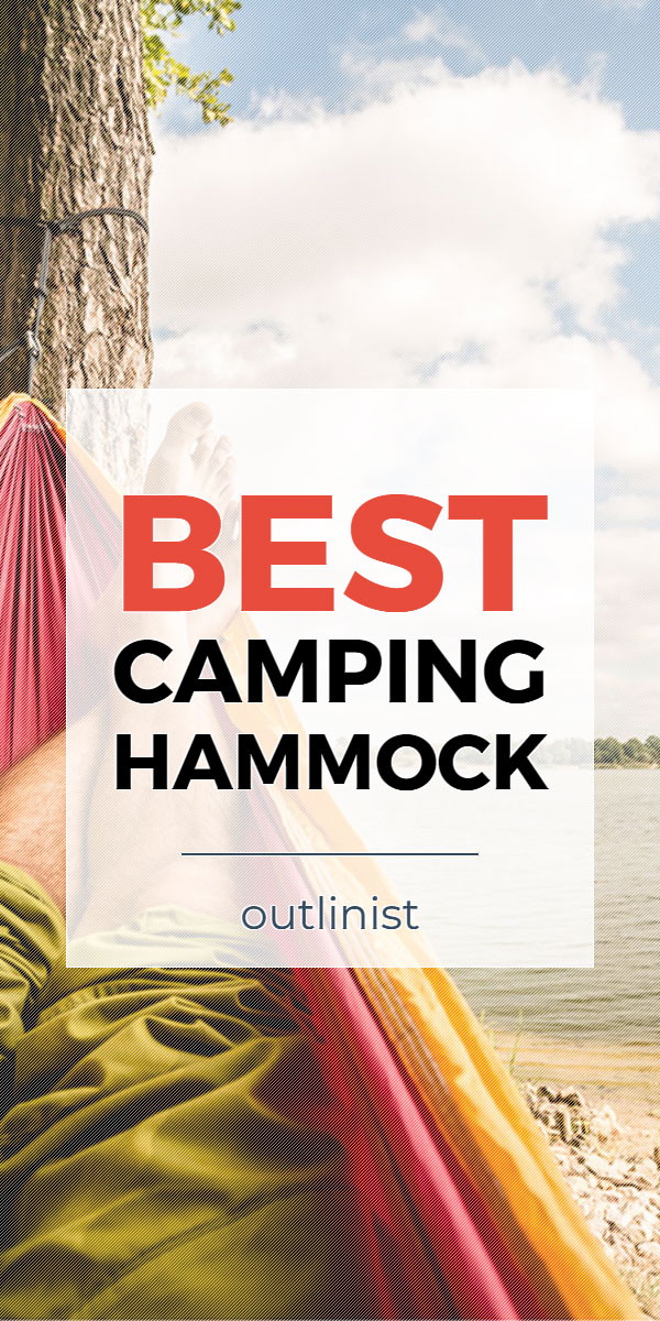 Best Camping Hammock • Reviews & Buying Guide