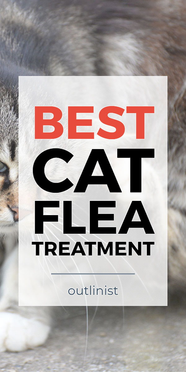Best Cat Flea Treatment • Reviews & Buying Guide