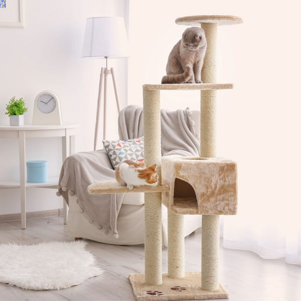 Best Cat Tree • Reviews & Buying Guide