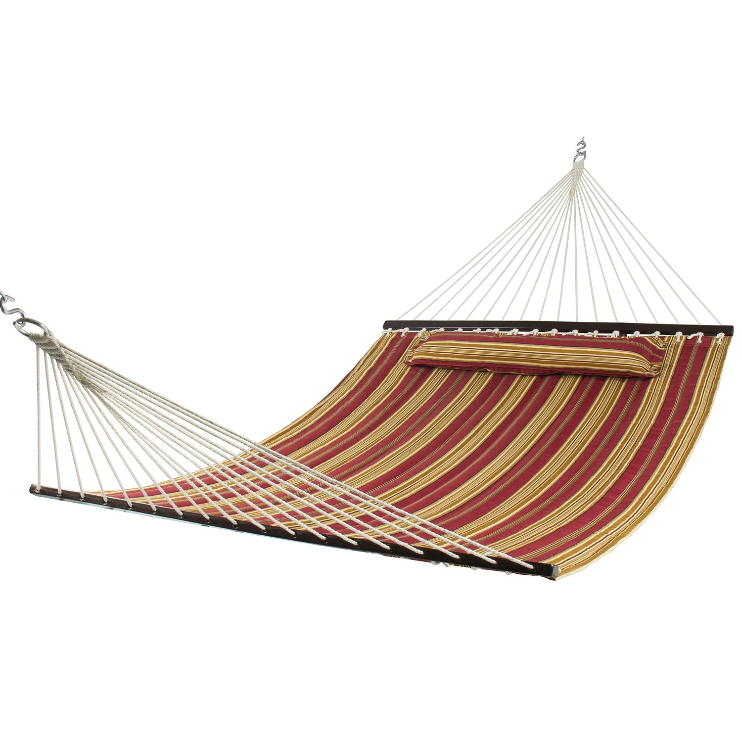Best Choice Double Hammock Strong Quilted Fabric