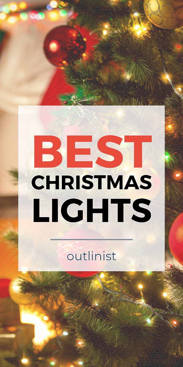 Best Christmas Lights • Reviews & Buying Guide