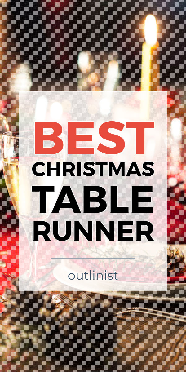 Best Christmas Table Runner - Reviews & Buying Guide