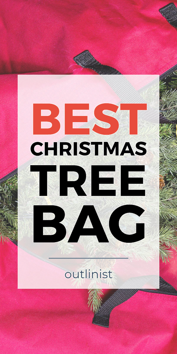 Best Christmas Tree Bag • Reviews & Buying Guide