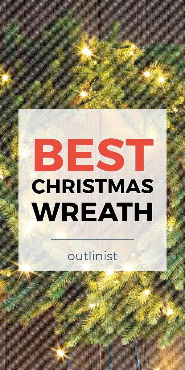 Best Christmas Wreath • Reviews & Buying Guide