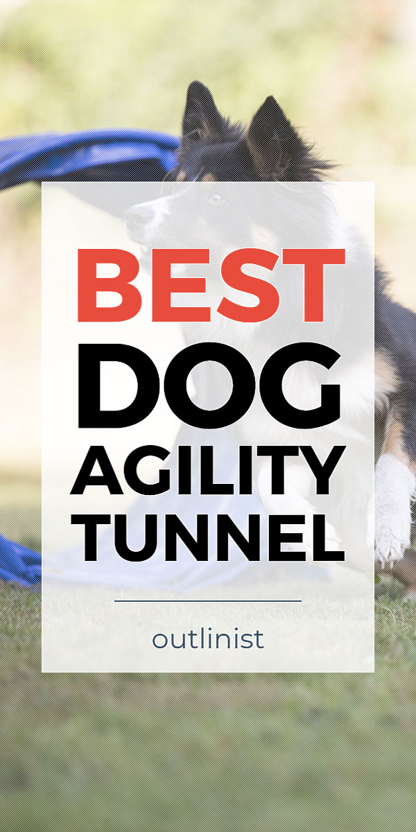 Best Dog Agility Tunnel • Reviews & Buying Guide