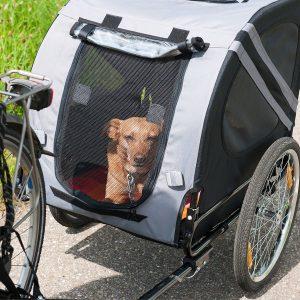 Best Dog Bike Trailer