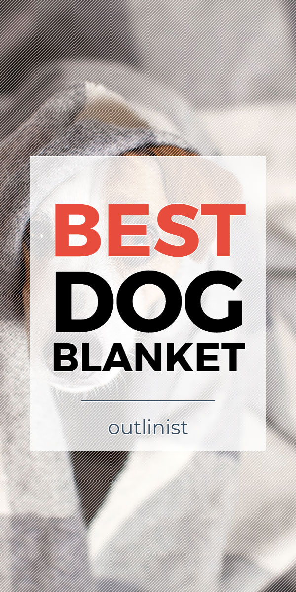 Best Dog Blanket • Reviews & Buying Guide
