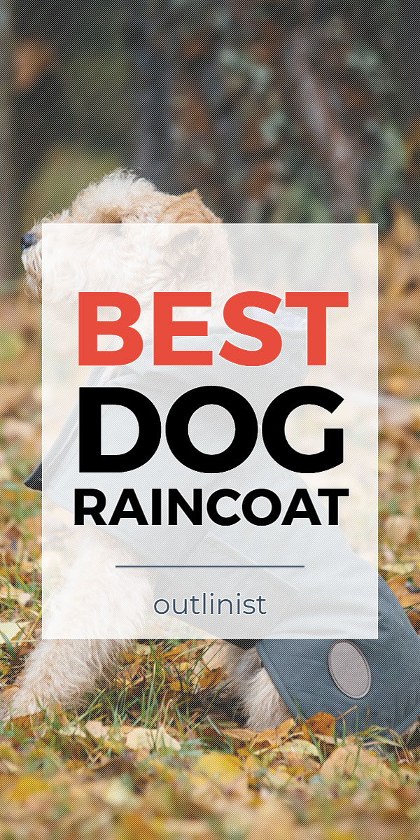 Best Dog Raincoat • Reviews & Buying Guide
