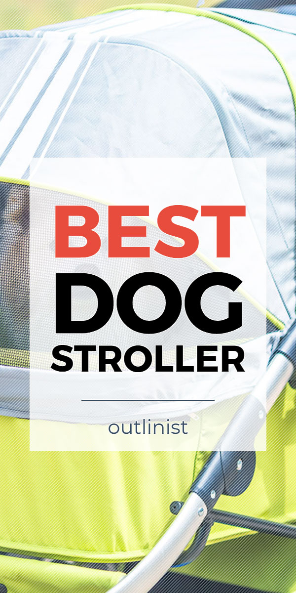 Best Dog Stroller • Reviews & Buying Guide