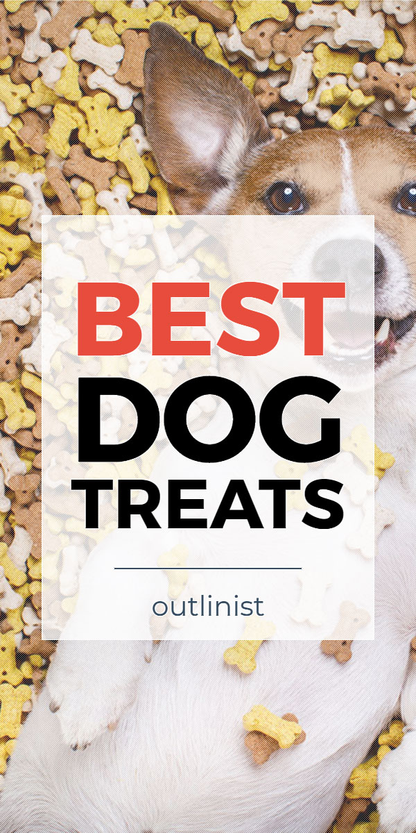 Best Dog Treats • Reviews & Buying Guide