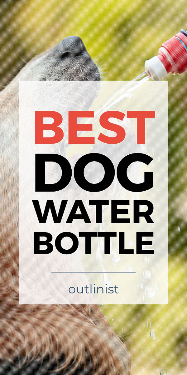 Best Dog Water Bottle • Reviews & Buying Guide