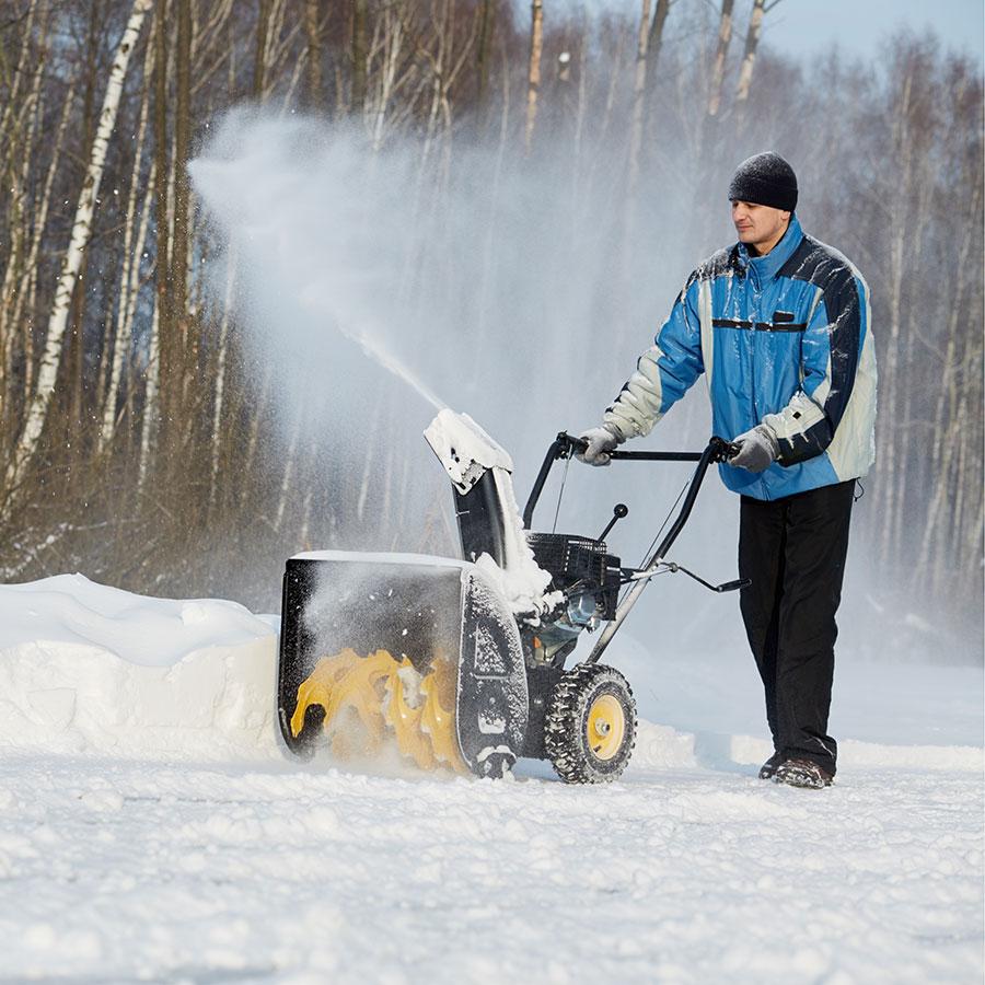 Best Gas Snow Blower