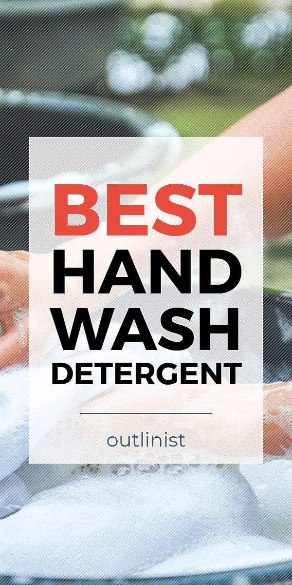 Best Hand-Wash Detergent • Reviews & Buying Guide