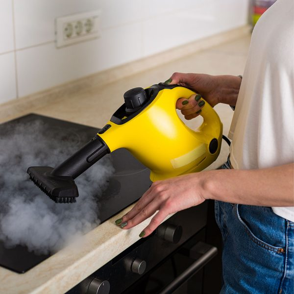 Best Handheld Steam Cleaner • Reviews & Buying Guide
