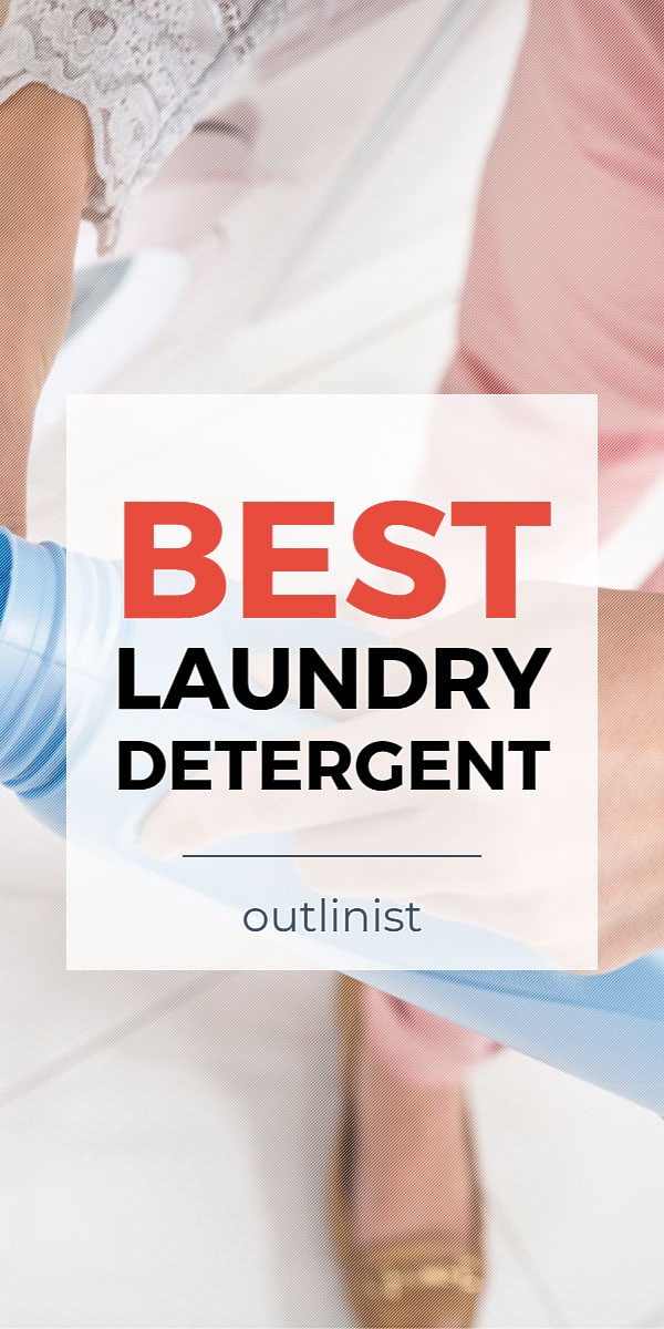 Best Laundry Detergent • Reviews & Buying Guide