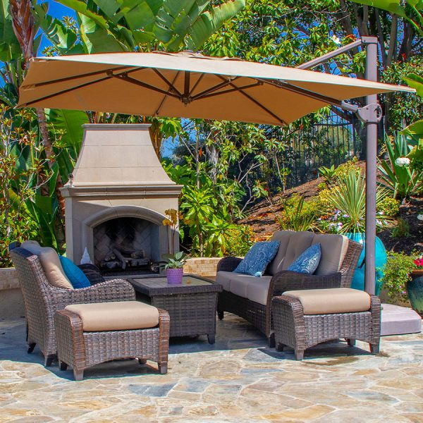 Best Patio Umbrella – Reviews & Buying Guide