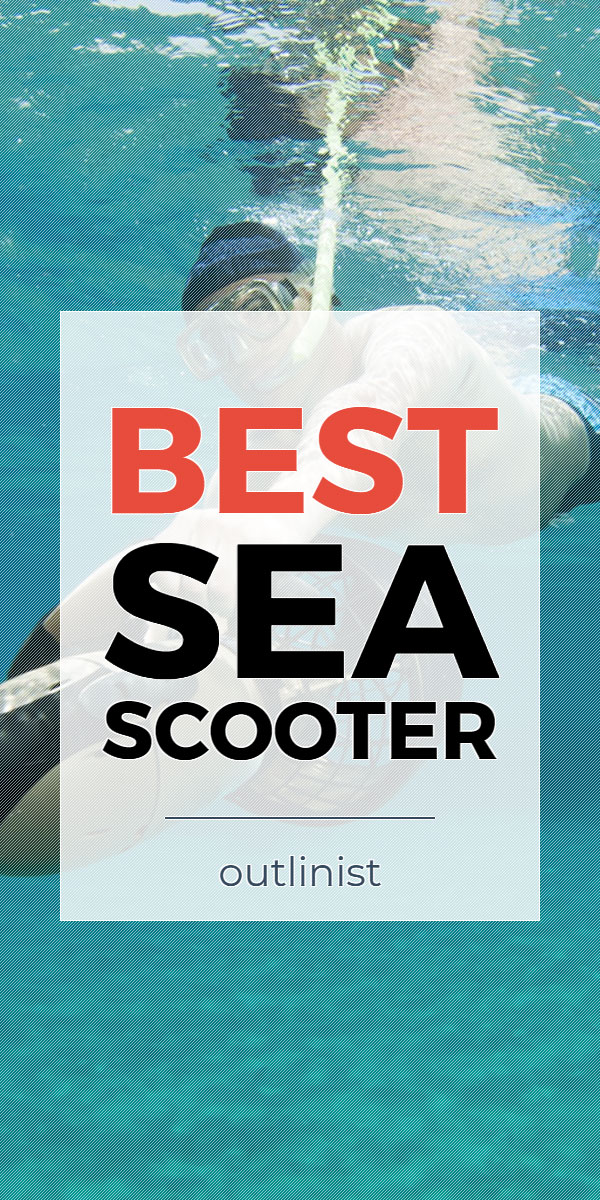 Best Sea Scooter • Reviews & Buying Guide