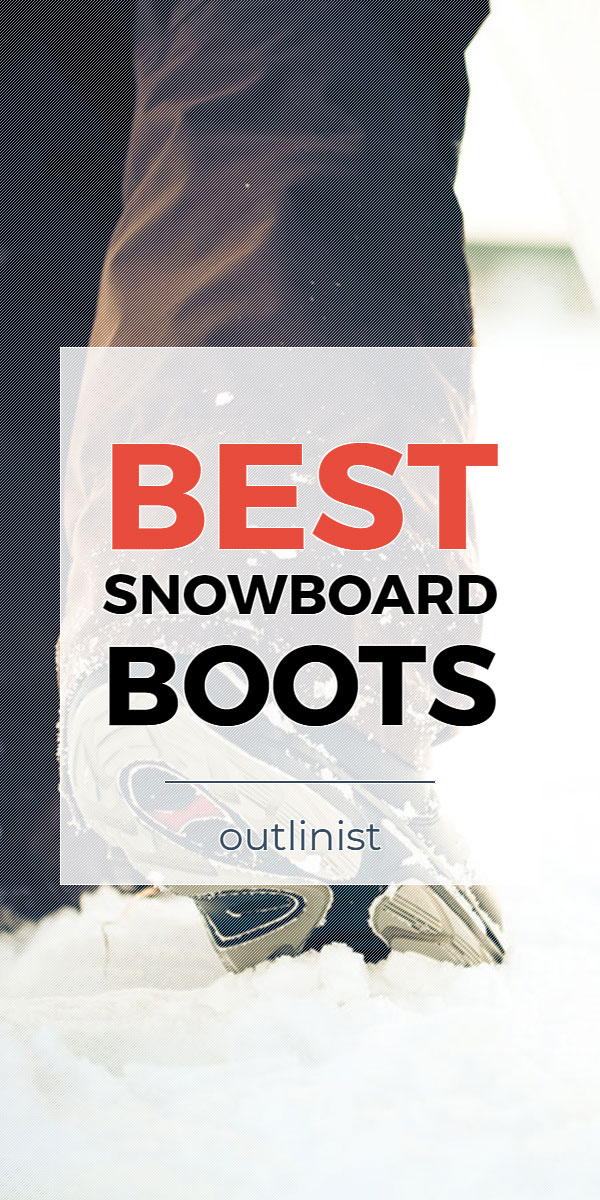 Best Snowboard Boots - Reviews & Buying Guide
