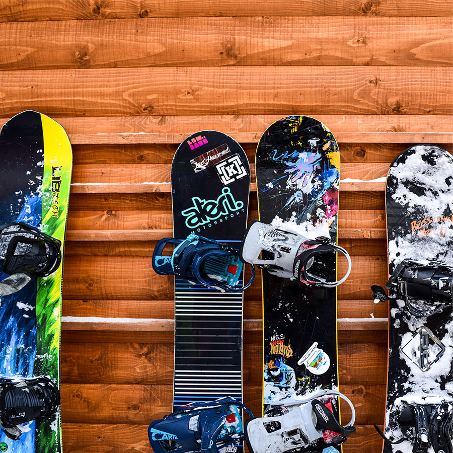 Best Snowboard Wall Mount