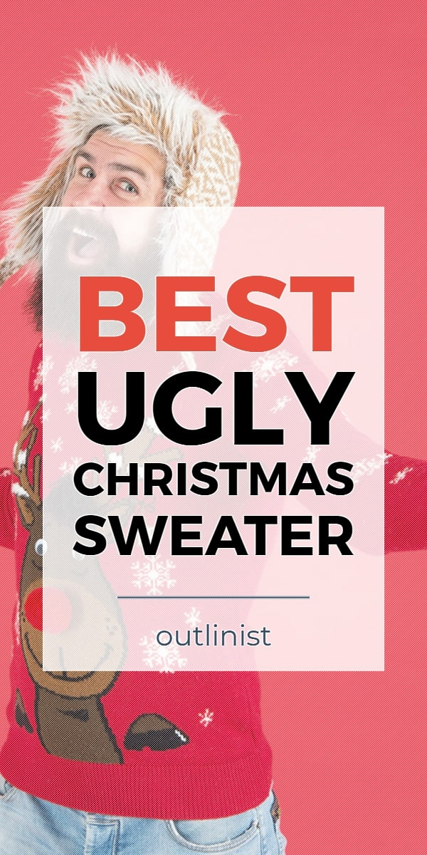 Best Ugly Christmas Sweater • Reviews & Buying Guide