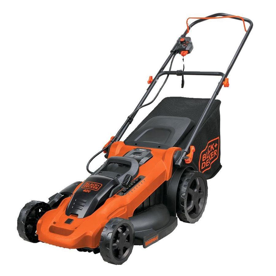 Black & Decker CM2043C 40V Max Lithium 20-Inch Electric Lawn Mower
