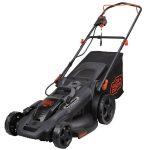 Black & Decker CM2045 40V Max Lithium 20-Inch Electric Lawn Mower