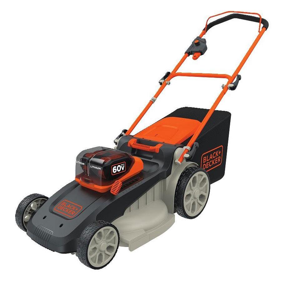 Black & Decker CM2060C 60V Max Power Swap 20-Inch Electric Lawn Mower