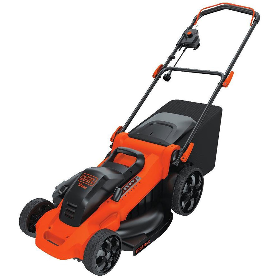 Black & Decker MM2000 13-Amp Corded 20-Inch Electric Lawn Mower