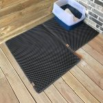 BlackHole Dual Structure Cat Litter Mat