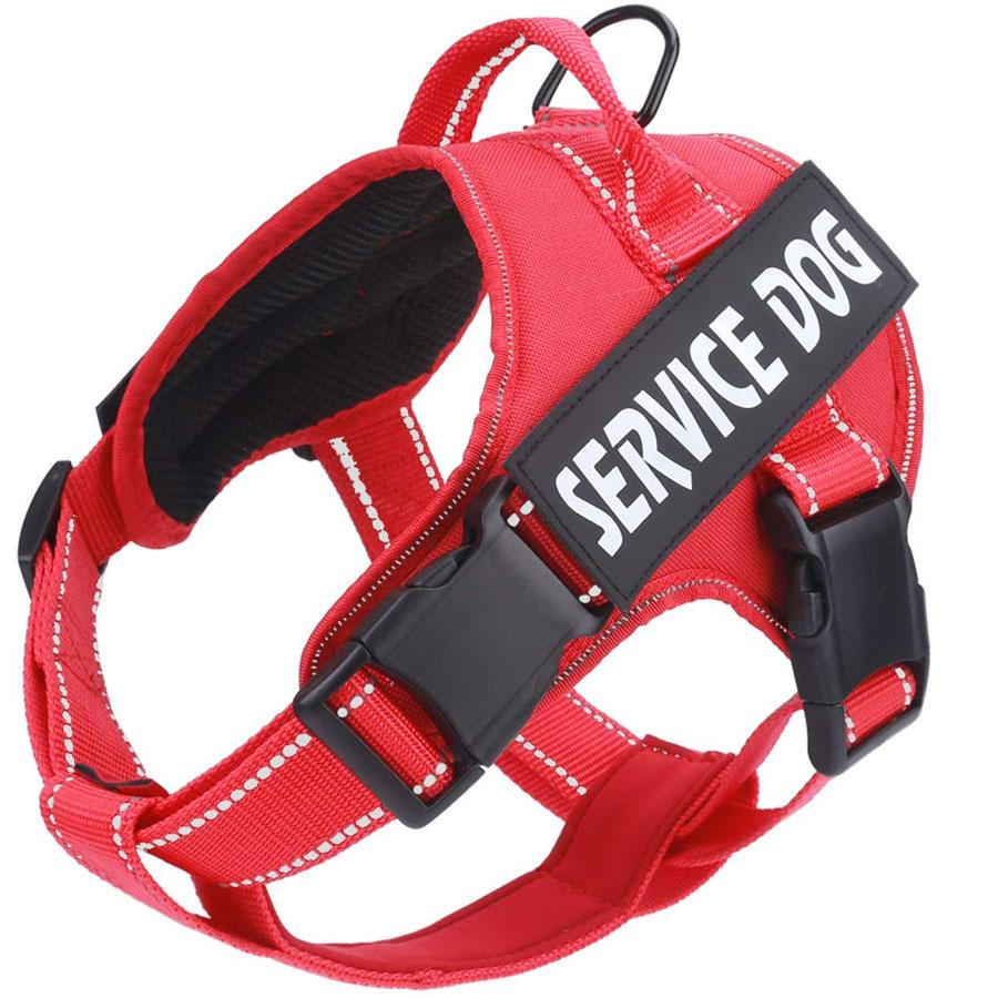 Bolux No-Pull Harness Service Dog Vest