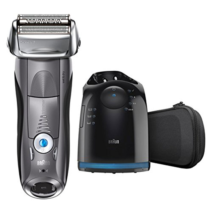 Braun Series 7 7865cc Wet & Dry Electric Razor