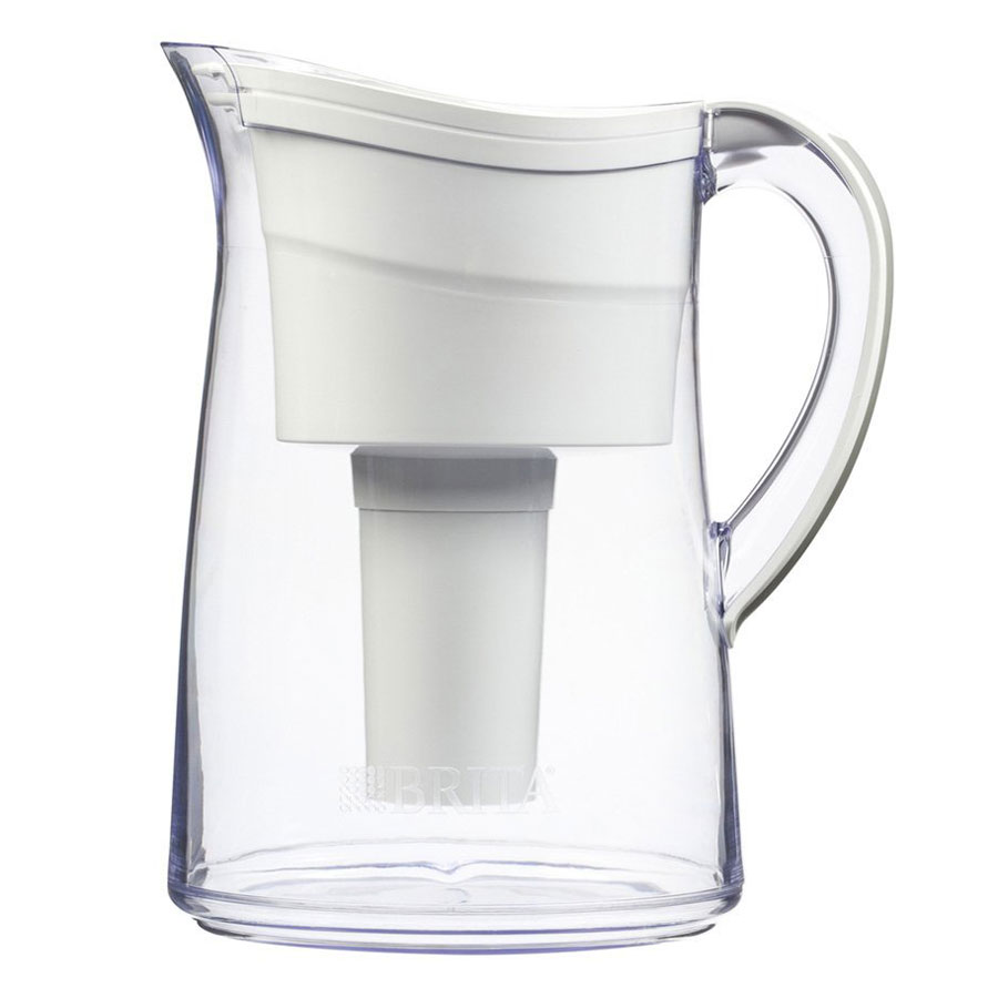 Brita 10 Cup Vintage Water Filter Pitcher