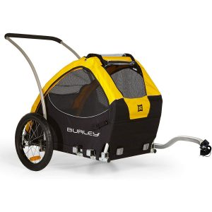 Burley Design Tail Wagon Dog Bike Trailer