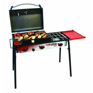 Camp Chef Big Gas Portable Camping Propane Grill