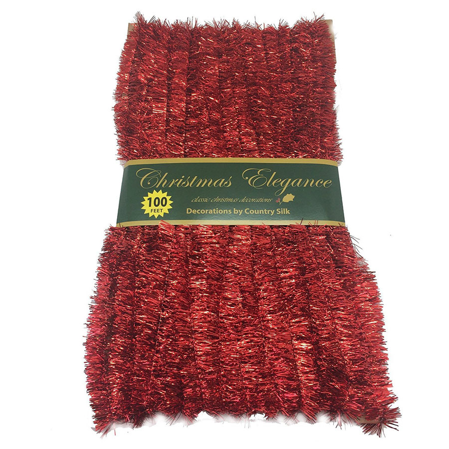 Christmas Elegance Commercial Length Christmas Garland