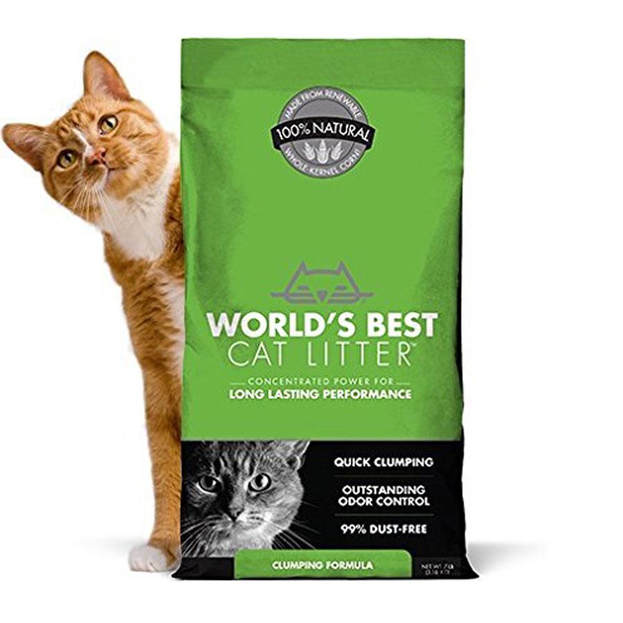 Clumping Formula World's Best Cat Litter